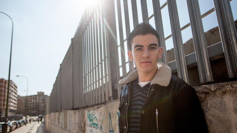 Foto: Jordi vive ahora mismo en Ciudad Real, pero en abril se marchará a Londres. Reportaje gráfico: Enrique Villarino.