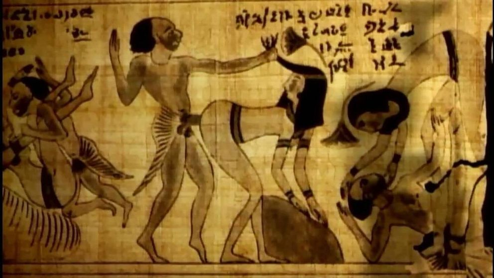 Nos sacan mucha ventaja: las costumbres sexuales sorprendentes de Egipto