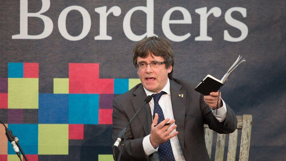 Puigdemont pide una donación mínima de 10€ para apuntarse al Registro Ciudadano