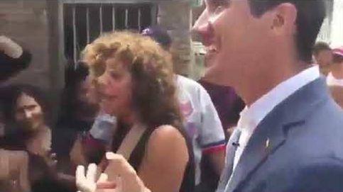 Rosana viaja a Venezuela para cantar con Juan Guaidó