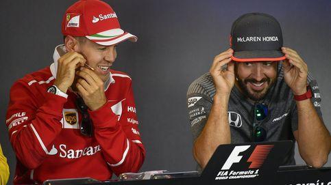 Aston Martin busca un líder para su vuelta a la F1: ¿será Alonso o Vettel?