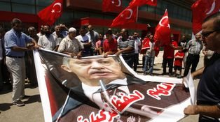 El contragolpe puede hacer explícita la guerra civil de Turquía