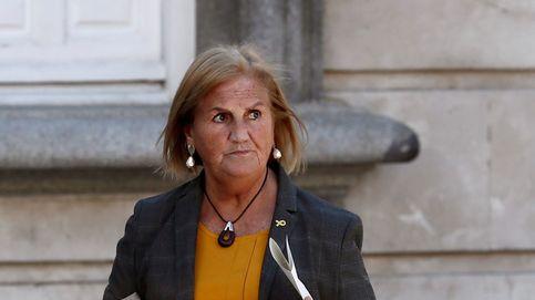 El Govern acepta la renuncia de Núria de Gispert a la Creu de Sant Jordi