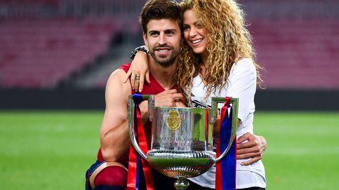 Shakira y Piqué, vaya par de gemelos (¡se han vestido igual!)