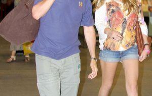 Espartaco y su hija Alejandra se reencuentran en Sevilla