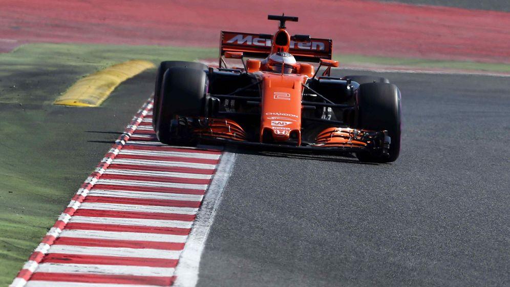 Foto: La pretemporada de McLaren en Montmeló fue un fiasco. (EFE)