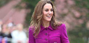 Post de El patinazo de Kate Middleton con un Oscar de la Renta que no convence