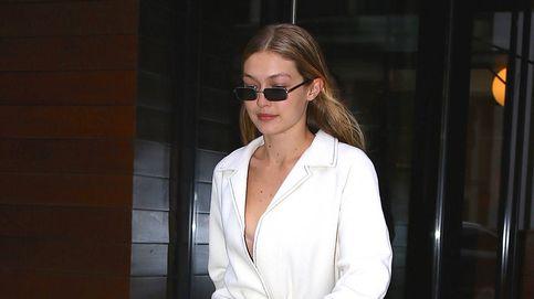 Así llevan Gigi Hadid y otras modelos el bolso neceser