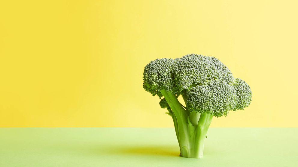 Desperdiciar el tronco del brócoli se va a acabar