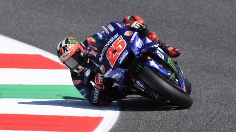 La actitud de Viñales: ¿por qué no hace autocrítica viendo que Rossi sube al podio?