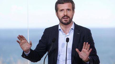 Casado avisa de que desde el PSC proyectan un jovencito Frankenstein a la catalana