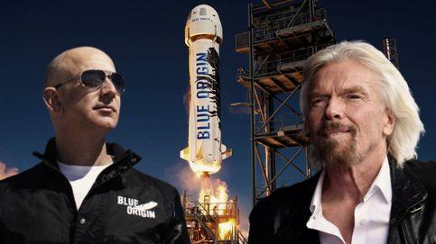 Bezos, Branson... por qué los megamillonarios están invirtiendo sus fortunas en naves espaciales