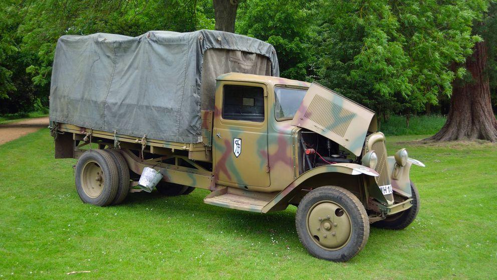 El ingenioso método con el que Citroën saboteó a los nazis en la II Guerra Mundial