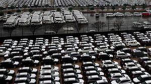 Las ventas de coches caen un 24,1% en julio, tras diez meses seguidos de subidas