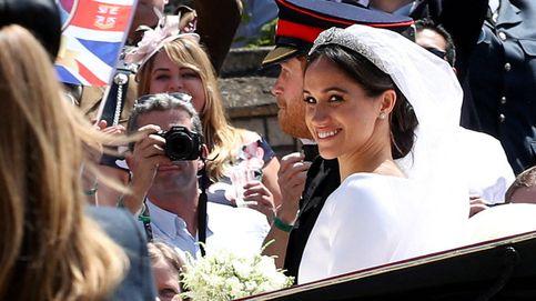 Los invitados de Meghan Markle y Harry ya venden el recuerdo de boda en eBay