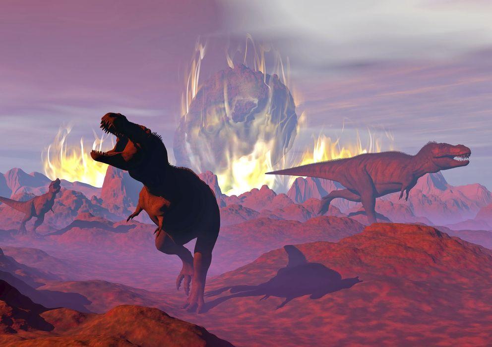 Foto: El hombre puede estar tan poco preparado como los dinosaurios para afrontar un cataclismo. (iStock)