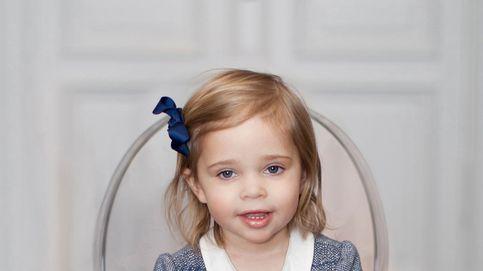 La princesa Leonore de Suecia celebra su segundo cumpleaños