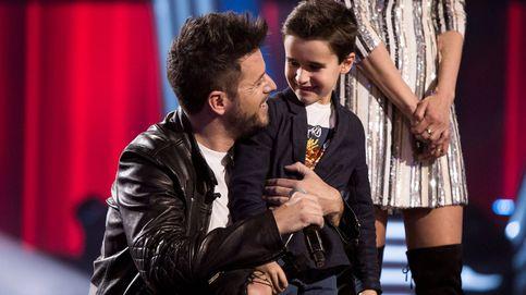 'La voz kids': Daniel cumple su sueño y canta junto a su ídolo Pablo López