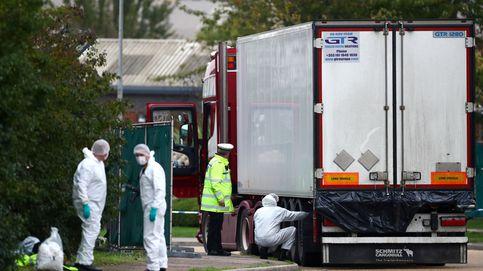 Hacía la ruta de Murcia a UK, metieron seis inmigrantes en mi camión y casi mueren