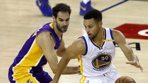 Calderón cierra su salida de los Lakers y Curry le espera para luchar por el anillo