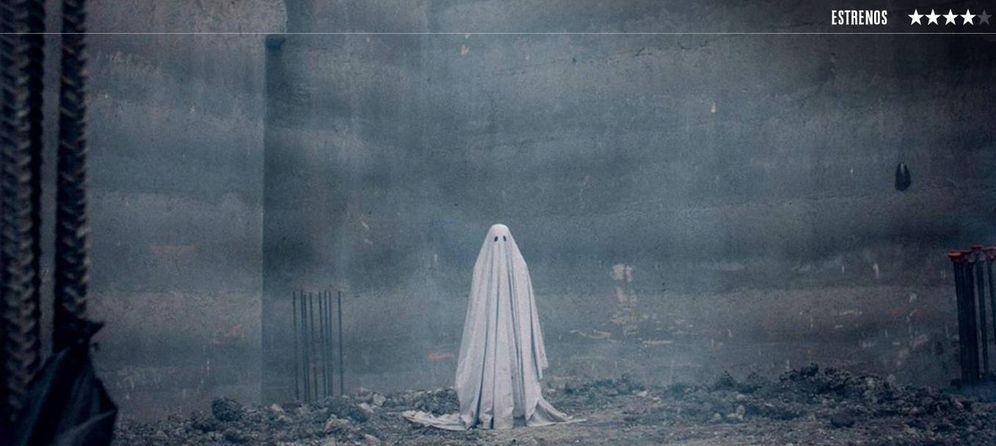 Foto: Rooney Mara y Casey Affleck protagonizan 'A Ghost Story'. (Universal)