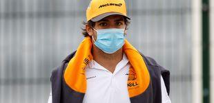 Post de Aunque Carlos Sainz ruede entre los cinco primeros...