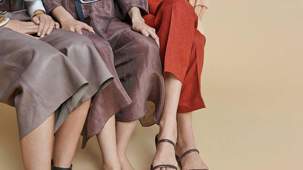 Las sandalias más cómodas del verano son de Massimo Dutti y no pasarán de moda jamás