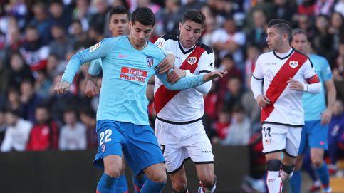 Rayo Vallecano - Atlético de Madrid en directo: resumen, goles y resultado