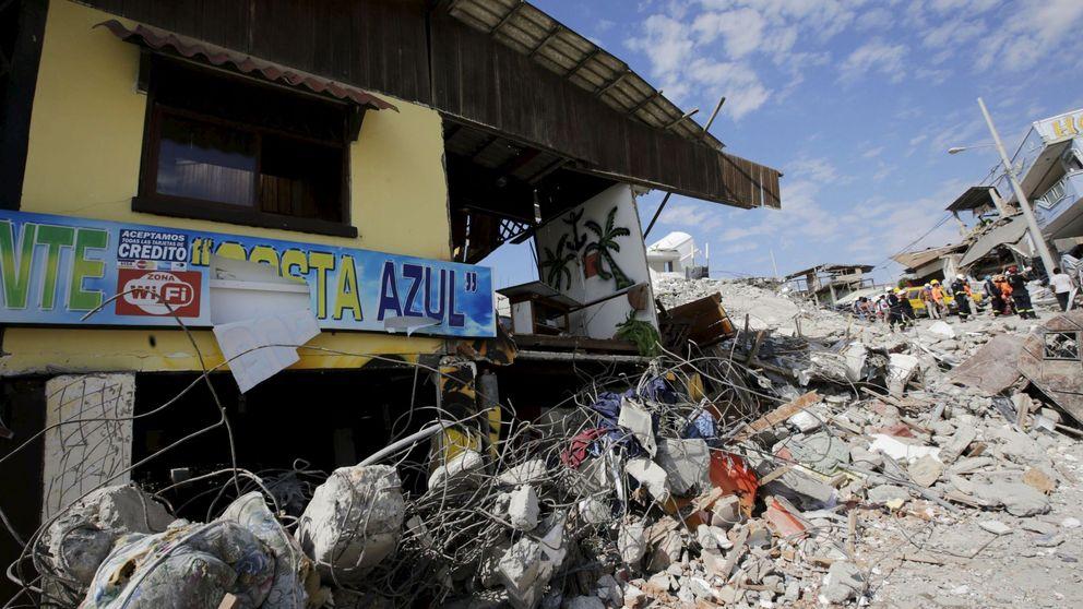 Nuevo terremoto de 6,1 grados en la costa norte de Ecuador