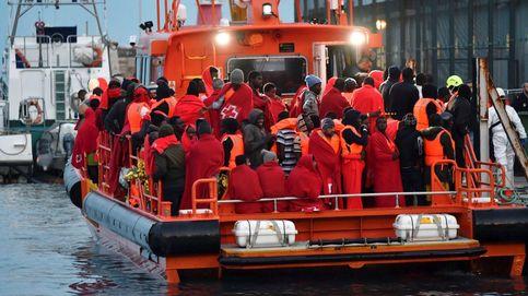 Buscan a 14 desaparecidos tras rescatar a 778 personas en el mar de Alborán