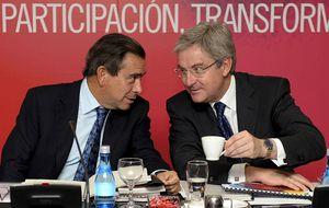 Asiáin y Goñi contraatacan con las alzas de las preferentes de Cívica