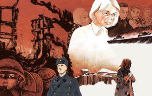 Anna Politkóvskaya, la muerte del periodismo llega al cómic