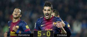 Villa sigue gafado: mete dos goles pero se lesiona