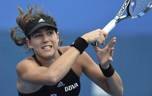 Garbiñe sigue imparable y Serena Williams será su rival en cuartos