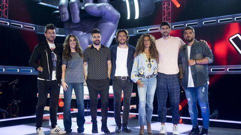 Presentación de 'La Voz 5' y 'La Voz Kids 4': Melendi y Malú sorprenden con su vestuario, Tania Llasera luce embarazo...
