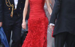 Los 5 vestidos más caros del armario de la Reina Letizia