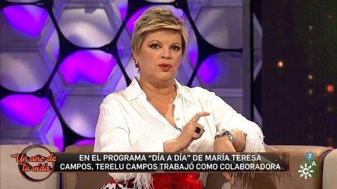 Terelu Campos destapa el rapapolvo que le echó María Teresa en 'Día a Día'