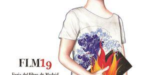 Post de Sara Morante planta cara a la censura con el cartel de la Feria del libro de Madrid 2019
