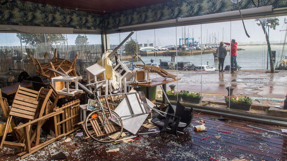 Foto: Así ha quedado Cádiz tras el tornado de este domingo