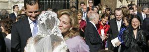 Foto: La alta sociedad de Barcelona se viste de largo para la boda de la hija de Fainé