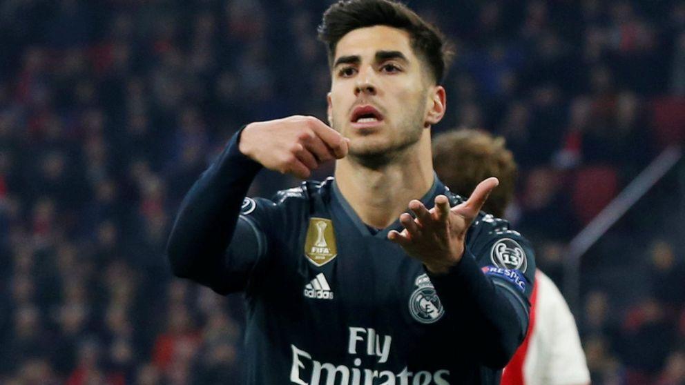 La razón por la que en el Madrid están 'cómodos' con las críticas a Asensio