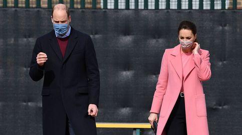 El aplaudido rescate del príncipe Guillermo para proteger a su esposa