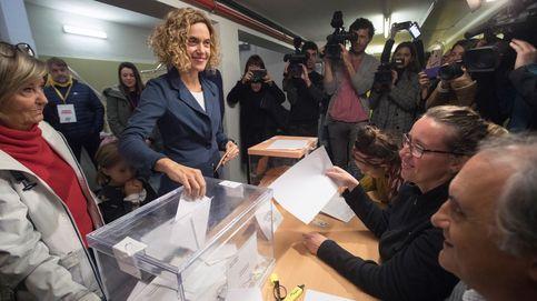 Mertixell Batet pide votar en las elecciones generales en su primera aparición pública para que salga un gobierno fuerte