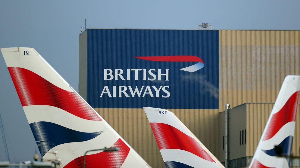 Foto: Aerolínea British Airways (Reuters)