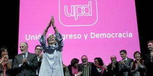 Foto: Nueva crisis en UPyD: Rosa Díez destituye a la dirección de Cataluña y nombra una gestora