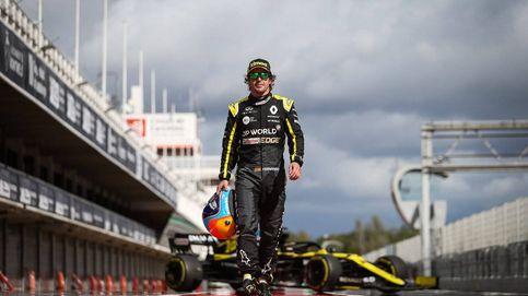 Alonso y Renault ganan para subirse al RS20 a final de año. ¿Y Sainz con Ferrari?