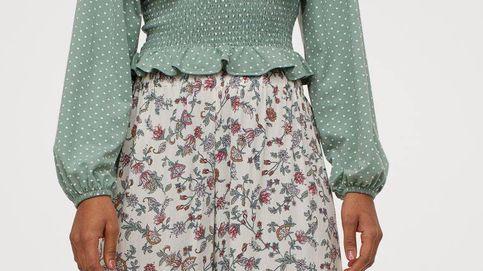 La falda pantalón de H&M que quiere quitarle el puesto a los vestidos largos