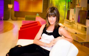 "Sandra Daviú: ""Tengo muchas ganas de que me den un programa"