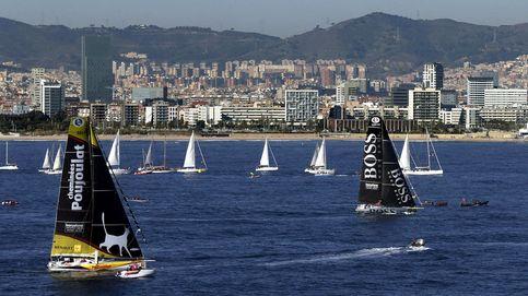 Cancelada la Barcelona World Race de vela por la inestabilidad en Cataluña