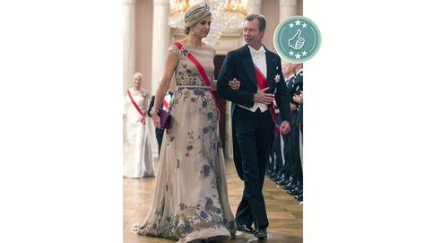 De Mette-Marit a Máxima: las mejor y peor vestidas del cumpleaños de Harald y Sonia de Noruega